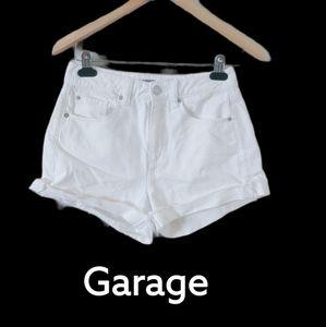 ❤3 x $15❤Garage white Mom Jean shorts